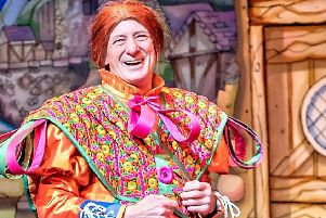 The Grand Old Dame of York, York Theatre Royal, December 13 to Feb 2.'''' Berwick Kaler bowls out as panto dame after this show.''''He has also written the panto which also stars regular York panto family members Martin Barrass, David Leonard, Suzy Cooper and AJ Powell. Between them they have clocked up 100 years in York panto appearances.   ''''Tickets: 01904 623568