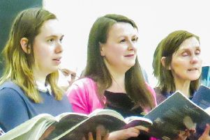 Chesterfield Co-operative Choral Society.