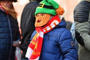 Get wrapped up as a spell of cold weather is on the way