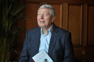 Alan Johnson will be talking about his latest book In My Life at Huddersfield Literature Festival in March.