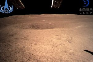 China has made it to the far side of the Moon.