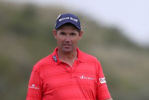 Padraig Harrington. Picture: Andrew Matthews/PA