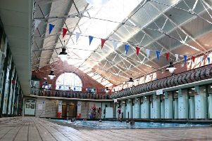 Bramley Baths in Leeds