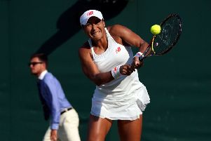 Heather Watson has only won one match at the Australian Open in the last five years (Picture: John Walton/PA Wire).