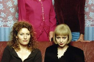 The original TV cast of Band of Gold starred Geraldine James, Cathy Tyson, Samantha Morton and Barbara Dickson