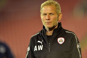 Moving north: Andreas Winkler has left Barnsley to join the Jan Siewert's coaching staff at Huddersfield Town. (Picture: Bruce Rollinson)
