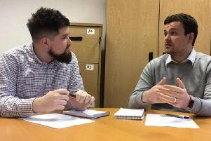 Ben McKenna discusses the upcoming Championship season with Alex Miller.