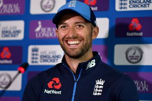 England's Mark Wood. (Picture: PA)