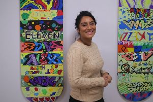 Sanna Mahmood was put into foster care with Kirklees Council at the age of 14.