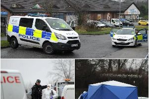 A murder investigation is underway in Ribbleton after a woman's body was discovered near Pope Lane this morning.