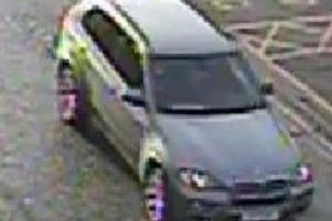 Do you know the owner of this vehicle?