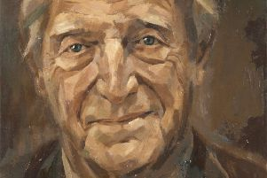 Michael Parkinson by Jonathan Yeo. Picture: National Portrait Gallery, London