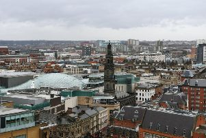 Leeds city centre is a magnet for property buyers