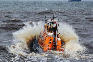 Whitby lifeboat was involved in the search