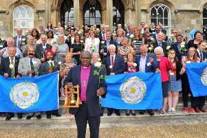 The Archbishop of York remains committed to brokering a One Yorkshire devolution deal.
