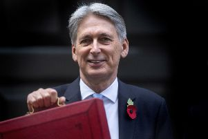 Chancellor Philip Hammond Photo: Victoria Jones/PA Wire