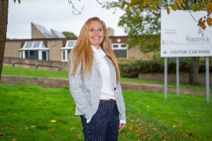 Karen Petrillo finance director at Rastrick High School. Pic Mark Flynn