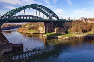 The weather in Sunderland is set to be dull today, as forecasters predict cloud throughout most of the day and some periods of rain.