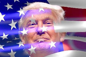 Donald Trump was elected American president in 2016.