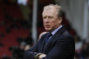 Steve McClaren: Returns to the Riverside.