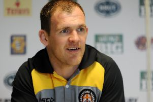 Castleford Tigers' Danny Orr: Enjoyed his time in the capital.