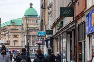 What is the future of the high street in Yorkshire's towns and cities?