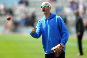 Yorkshire Post cricket correspondent Chris Waters makes a compelling case for England turning to former Yorkshire coach Jason Gillespie after this summer's Ashes series when they look for Trevor Bayliss's successor ('Picture: Jonathan Gawthorpe).