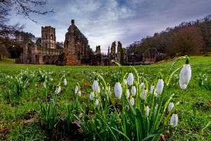 Fountians Abbey will provide the backdrop to a meeting today between Yorkshire council leaders and James Brokenshire, the Communities Secretary, over One Yorkshire devolution.