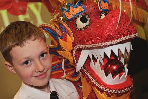 Preston Kerry, 11, pictured. Picture: Marie Caley NDFP-27-02-19-ChineseCelebrations-1