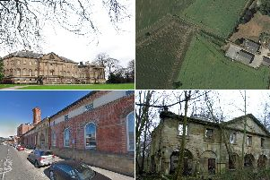 These are the listed buildings in Yorkshire that will be affected by HS2