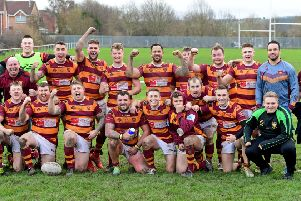 Dewsbury Moor face West Hull in the Challenge Cup third round on Sunday.