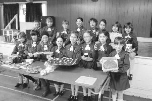 Remember when from 30 years ago, Alnwick 2nd Brownies