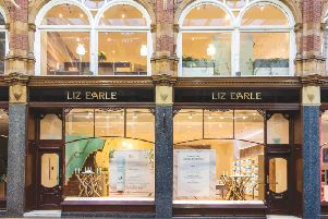 Liz Earle and The Ivy Leeds have teamed up to offer a Mother's Day treat with a Speedy Lift Facial at the Liz Earle store, before or after a Champagne afternoon tea at The Ivy.