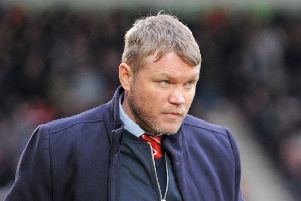 Doncaster Rovers' manager Grant McCann (Picture: Marie Caley).