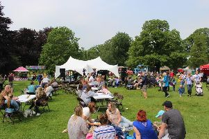 Events for all the family will be taking place throughout the summer at Normanby Hall