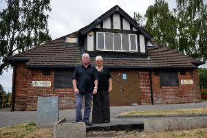 Kings Clipstone Brewery are to open a new public house in the former Racecourse Pavilion, pictured are David and Daryl Maguire