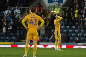 It was more agony for Latics at Ewood Park