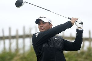 Australia's Jason Day: Injured.