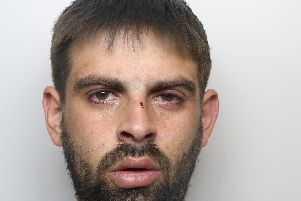 Billy Horsfall, aged 25, was jailed for three years after a hit and run incident last year which killed 68-year-old Jane Floweth. Photo credit: West Yorkshire Police