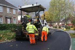 The Amey highways contract in Sheffield is due to run until 2037.