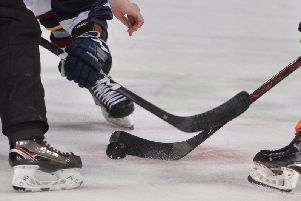 FACE OFF: Ice hockey is set to be played out of Leeds' new rink from August.