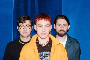 Years & Years are coming to Scarborough Open Air Theatre.