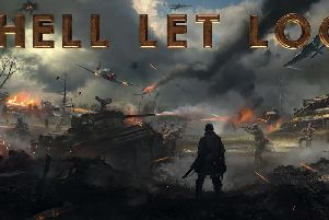 A new 100-person WW2 simulation shooter called Hell Let Loose will launch later this year