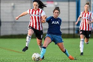 Sophie Jones has had her Sheffield United contract terminated.