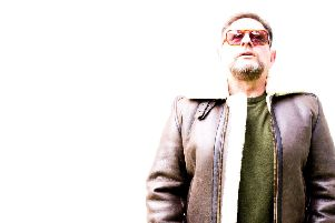 Shaun Ryder has a series of gigs in Yorkshire in the next few months.