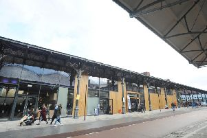 Preston's new Market Hall