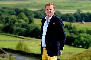 Resigned: Gary Verity has quit as boss of Welcome to Yorkshire.