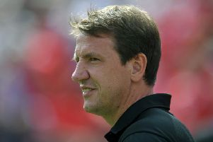 Barnsley head coach Daniel Stendel.  (Picture Tony Johnson)