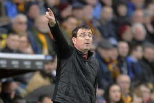Bradford City manager Gary Bowyer. (Picture: Simon Hulme)