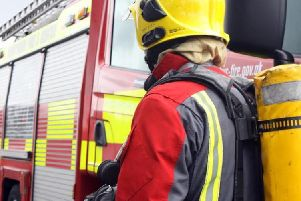 Matlock firefighters have extingsuished two woodland fires.